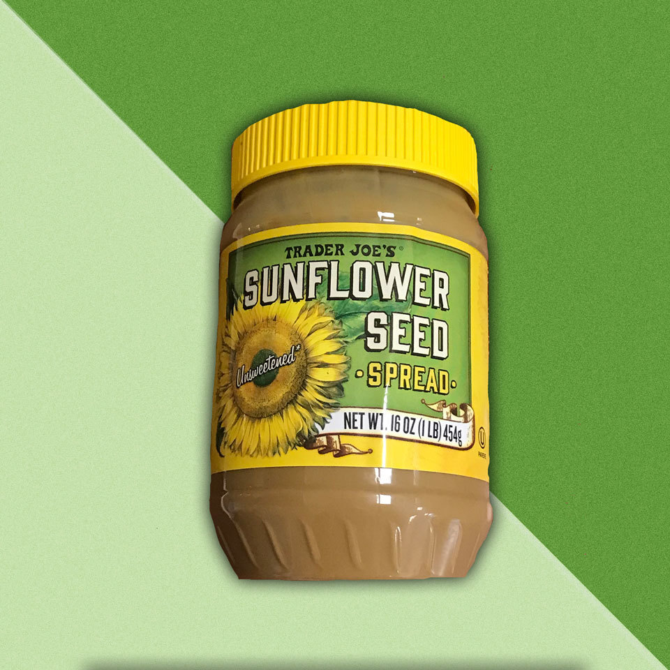 unsweetened sunflower butter