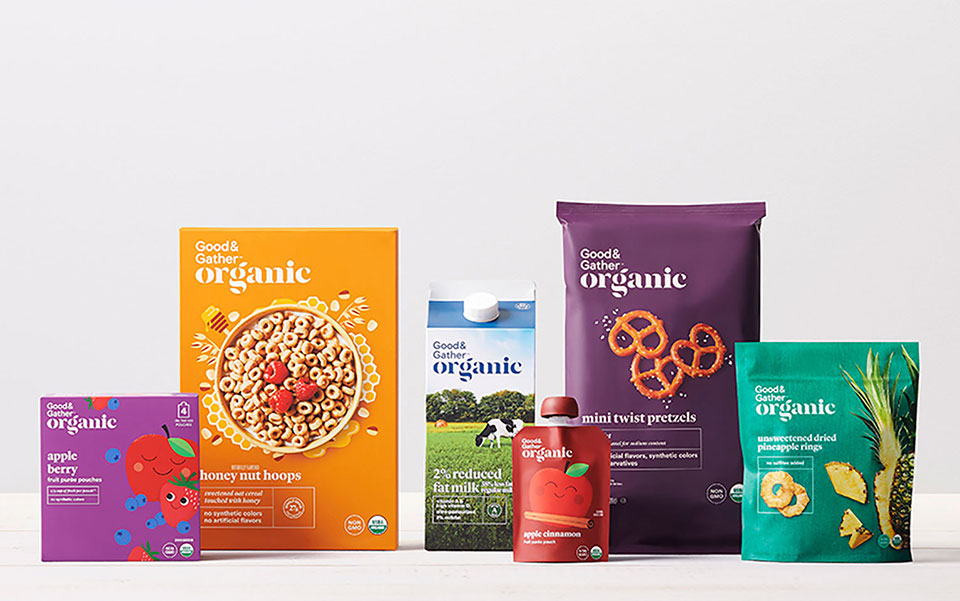 Target's New Healthy Food Line Is About to Make Grocery Shopping So Much Easier