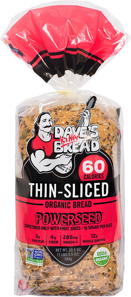 Dave's Killer Bread 21 Powerseed Thin-Sliced
