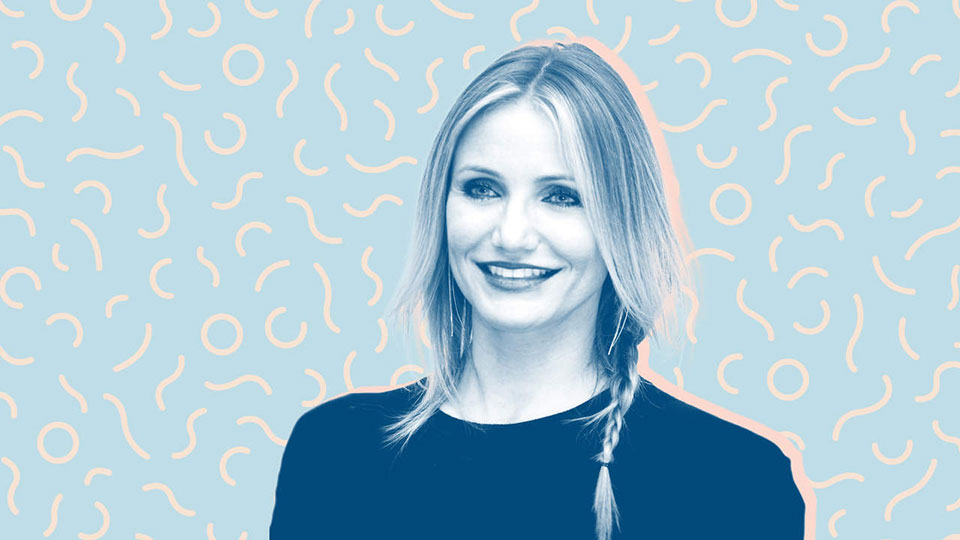 The 3 Keys to Healthy Aging After 40, According to Cameron Diaz