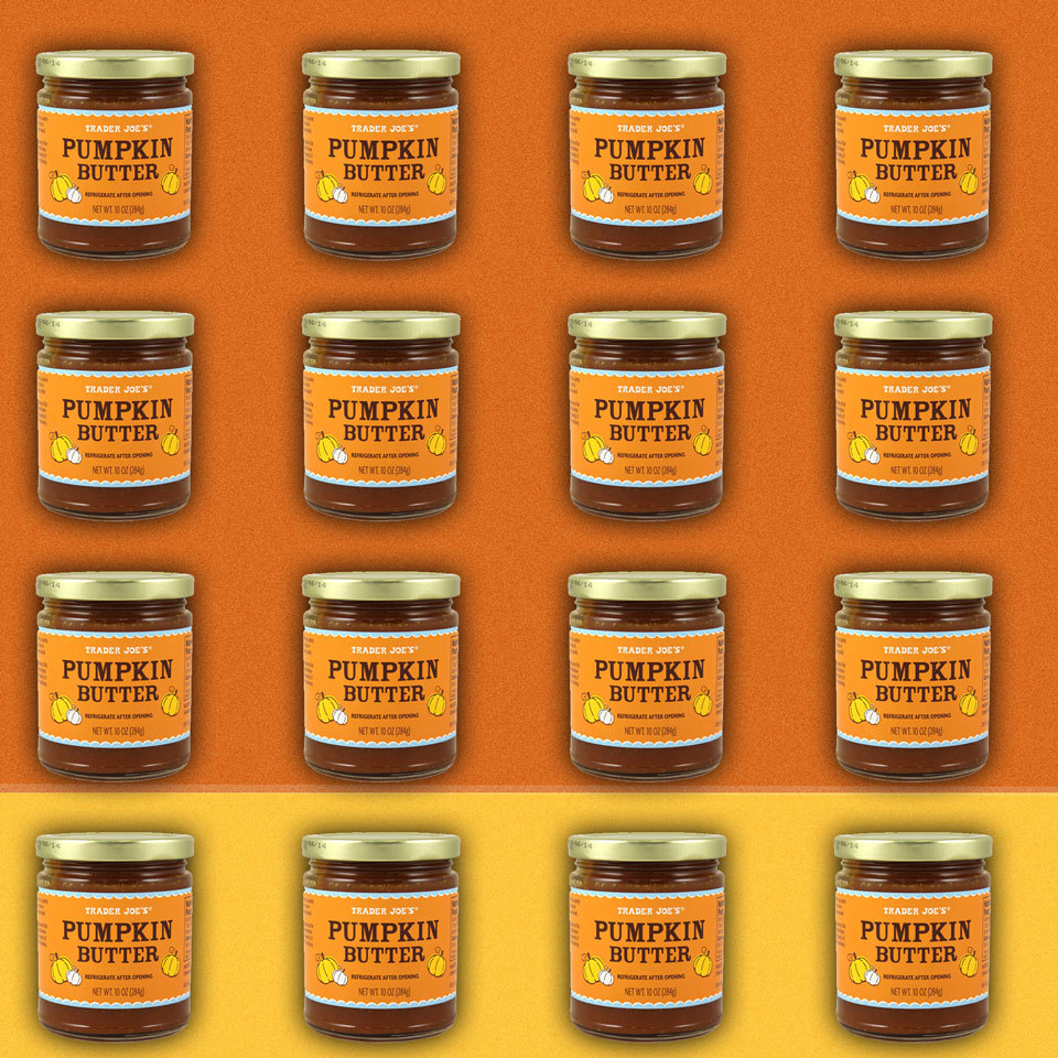 Trader Joe's Pumpkin Butter Is Back for the Season—Here's How to Use It