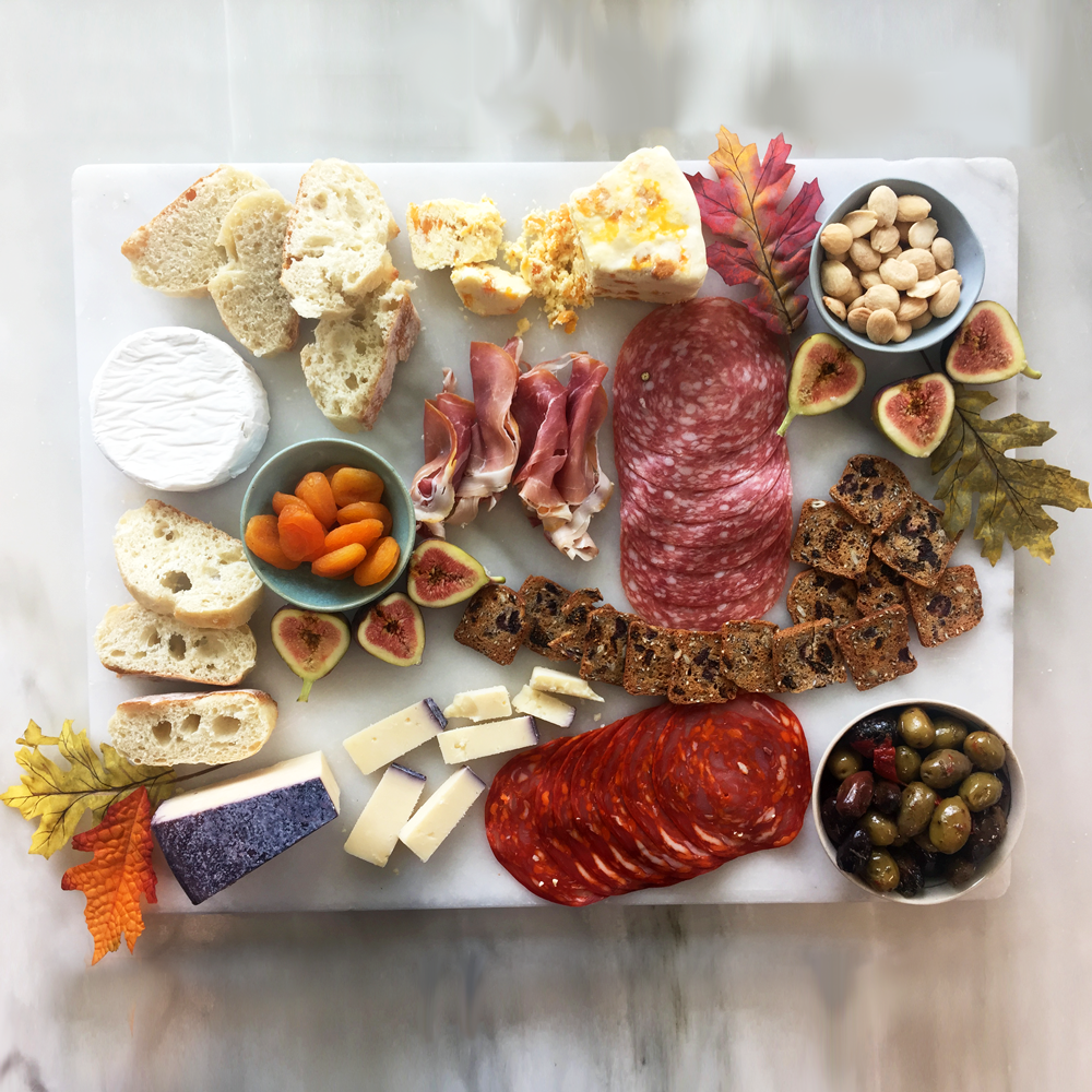 How to Build the Ultimate Fall Cheese Board From Trader Joe's for $40