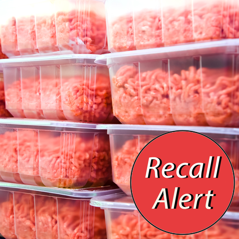 Nearly 25,000 Pounds of Raw Beef Recalled After Being Deemed  Unfit for Human Consumption