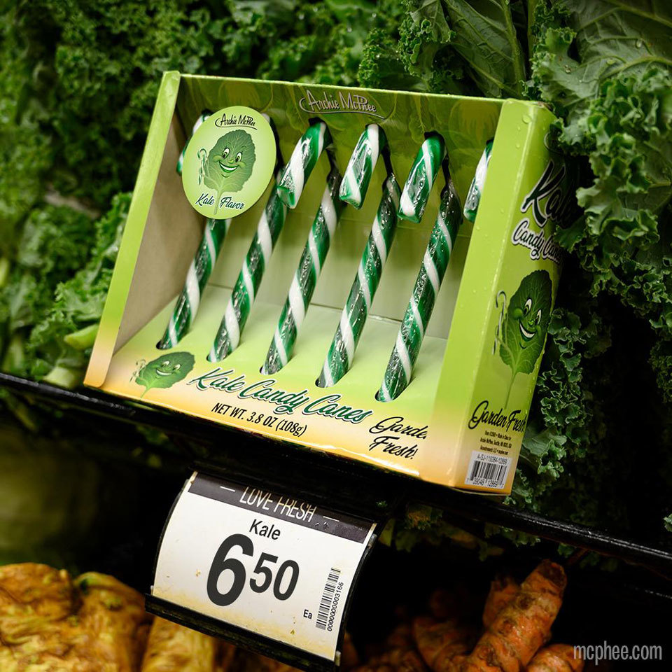 Pickle- and Kale-Flavored Candy Canes Exist—Here's Where to Find Them