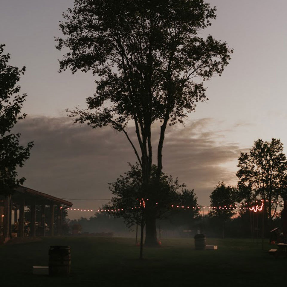 This Haunted Winery Tour Is Sure to Put You in the Fall Spirit