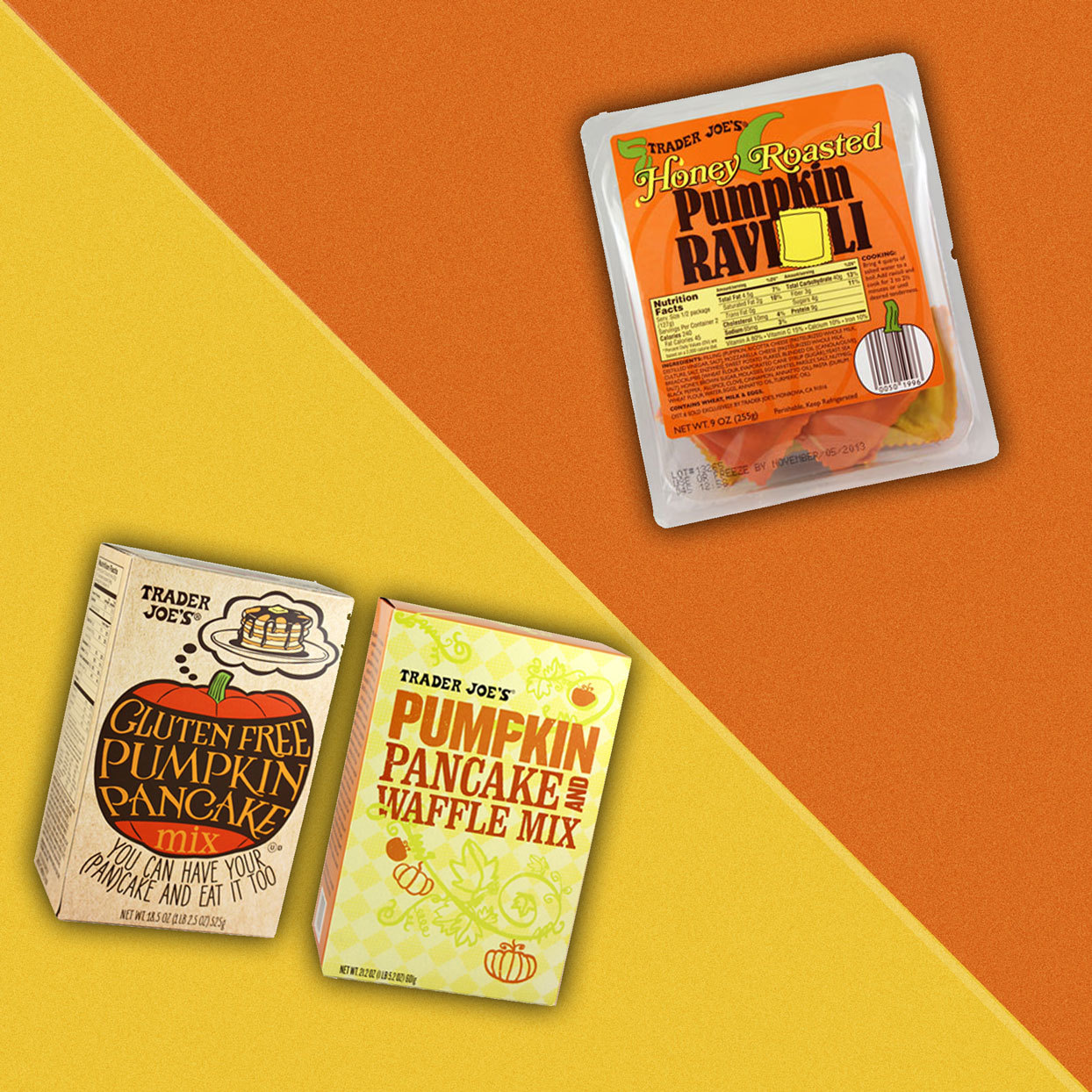 21 Best Pumpkin-Flavored Products Coming to Trader Joe's This Month