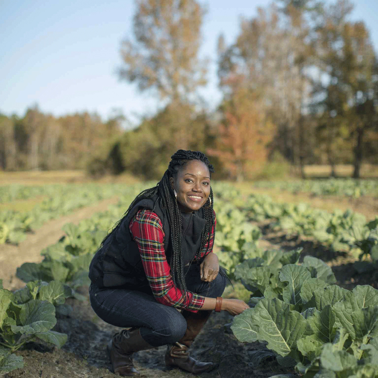 This Lawyer is Seeking Justice and Equity for Black Farmers