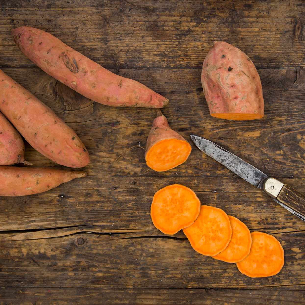 Are Sweet Potatoes Healthy? Here's What You Need to Know