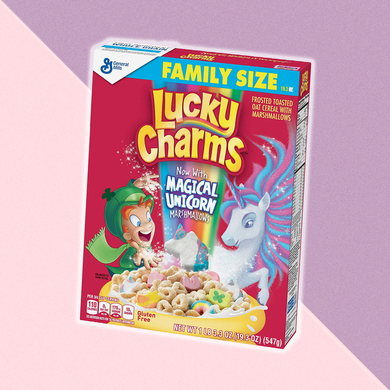 Why This Nutritionist Is OK With Her Kids Eating Lucky Charms