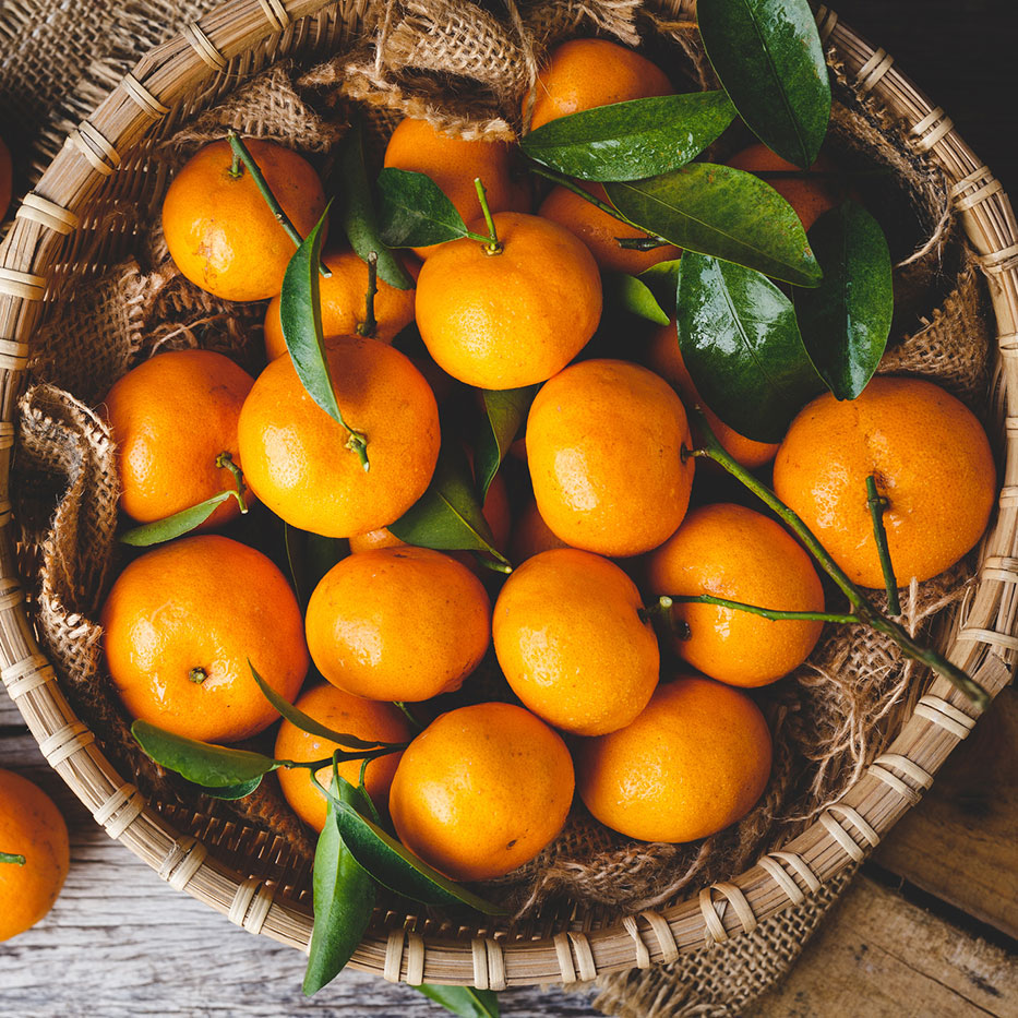 6 Foods With More Vitamin C Than an Orange