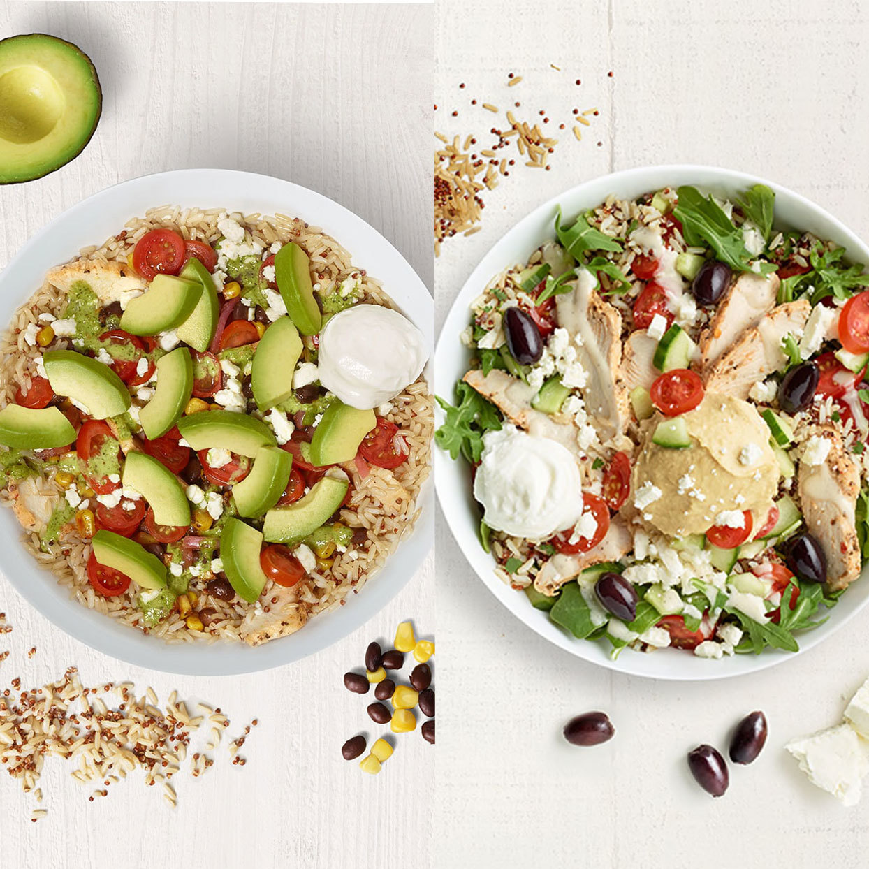 Panera Just Released 2 Healthy Grain Bowls—Here's What We Thought