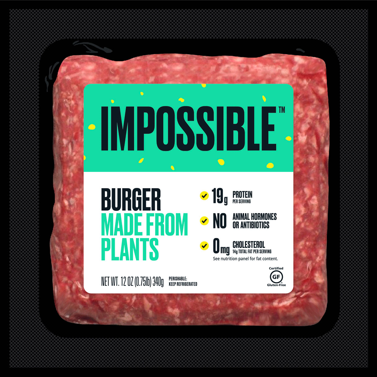 Impossible Burgers Are Now in Stores—Here's How They Compare to Beef