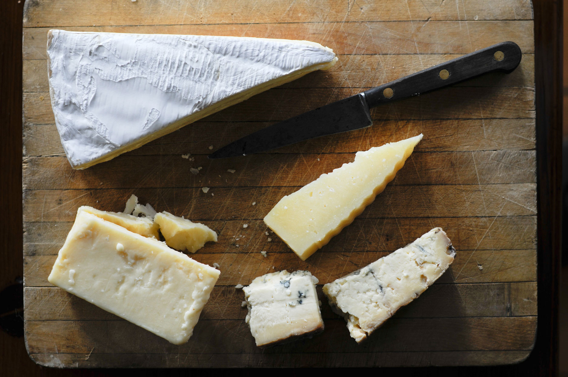 Good News: Eating More Cheese May Actually Be Good for Your Heart