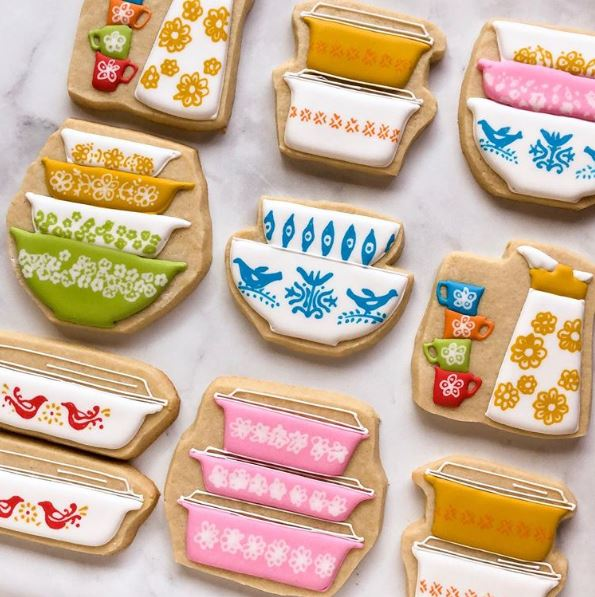 4 Vintage Kitchen-Inspired Cookies That Have Completely Stolen Our Hearts