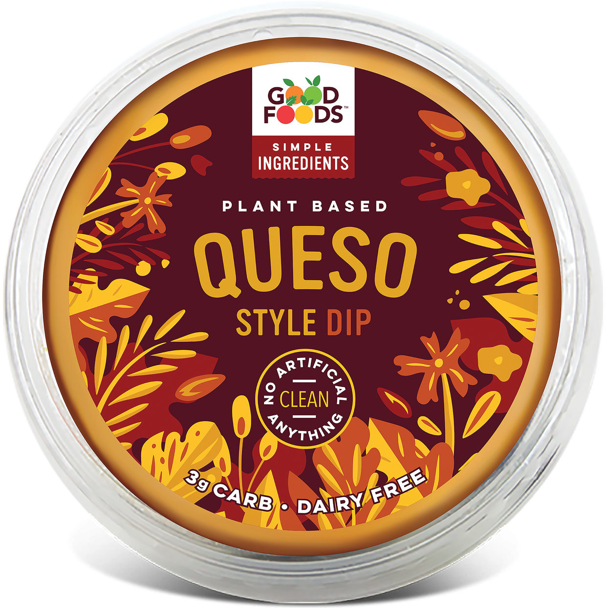 plant based queso styledip