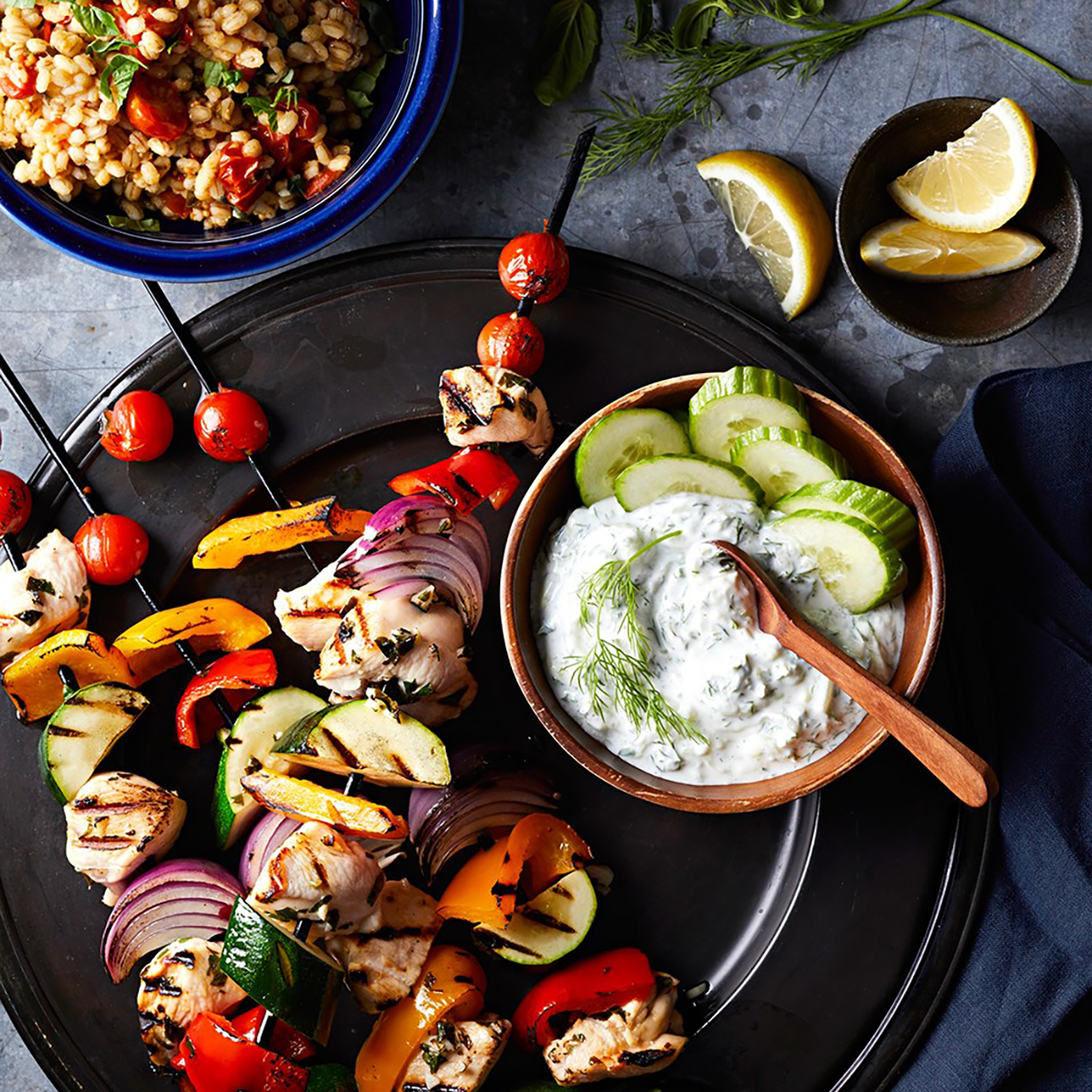 20 Mediterranean Diet Chicken Recipes That Are Full of Flavor