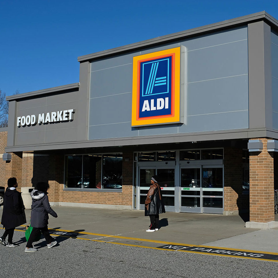 The 10 Best New Snacks From Aldi for Weight Loss