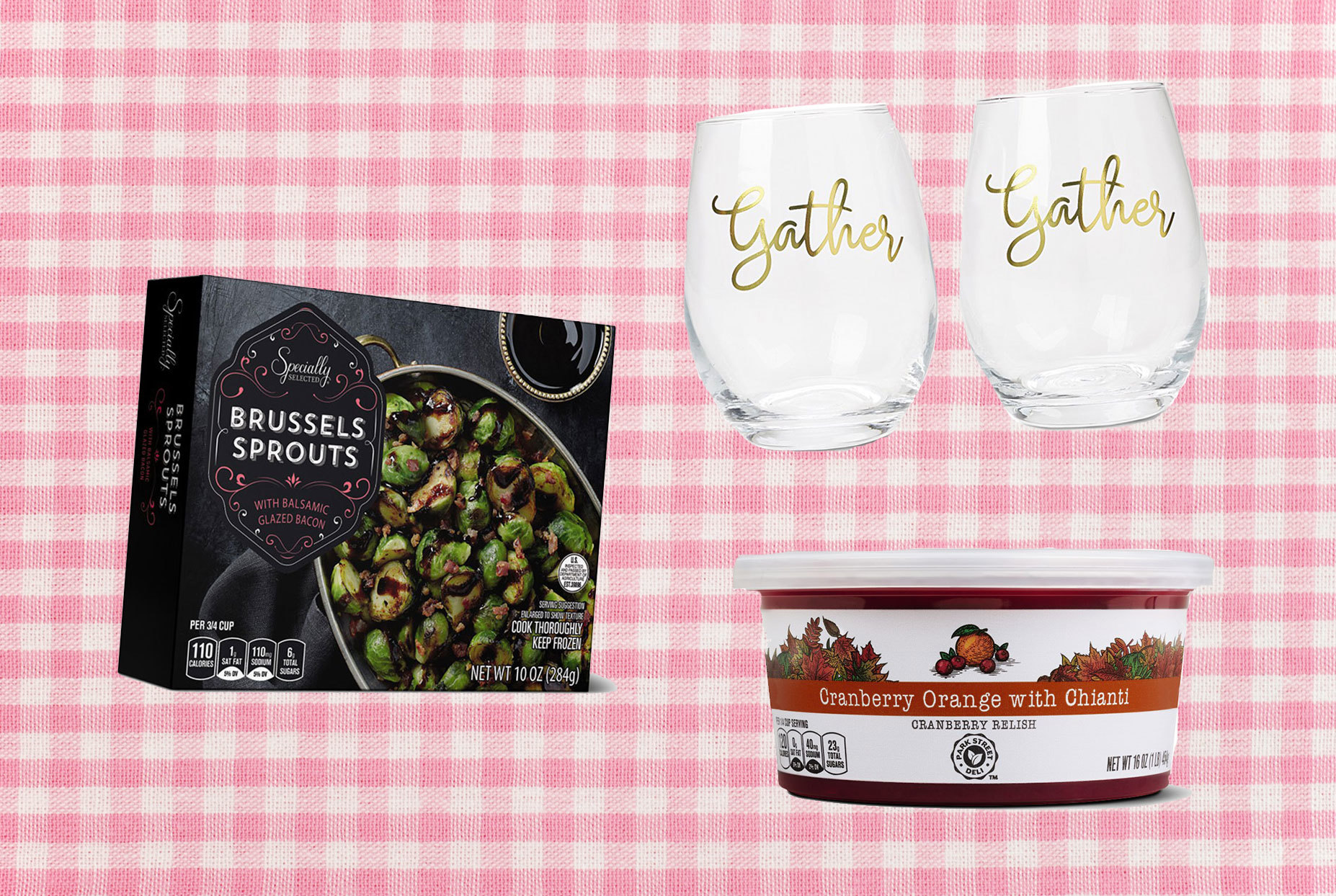 3 Thanksgiving Products from Aldi