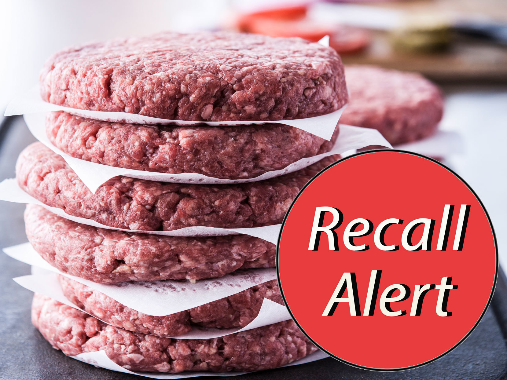 Beef Products Recalled in 10 States Due to E. Coli Concerns