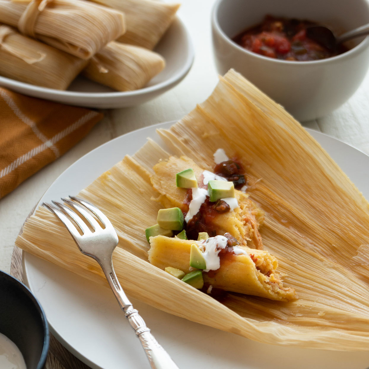 Why I Follow My Grandmother's Tradition of Making Tamales for Christmas