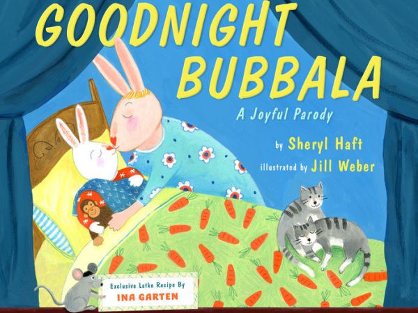 Ina Garten's Potato Latkes Recipe Is Featured in New Children's Book Goodnight Bubbala