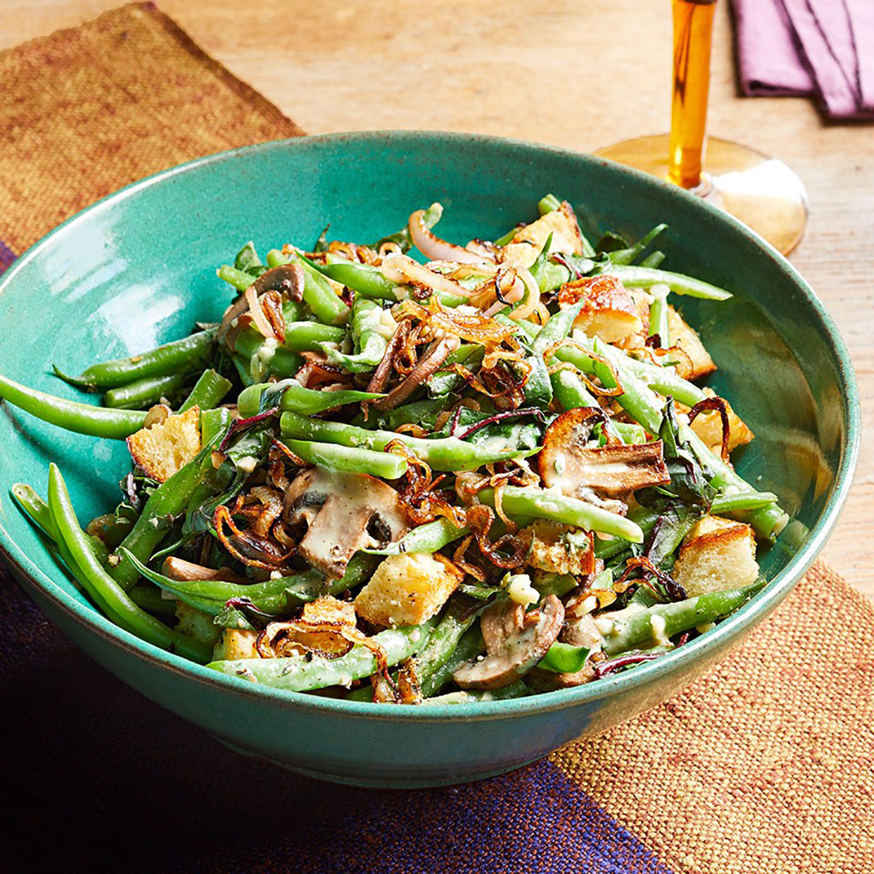 11 Green Bean Salad Recipes That Your Thanksgiving Wouldn't Be Complete Without
