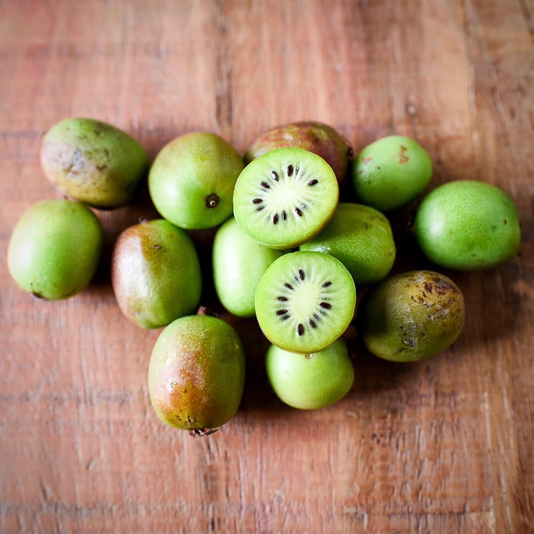 Kiwi Berries Are Basically Bite-Sized Kiwis You Don't Have to Peel