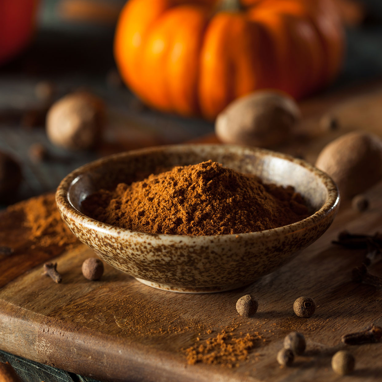 Here's Exactly What's in Pumpkin Spice—Plus How to Make It at Home