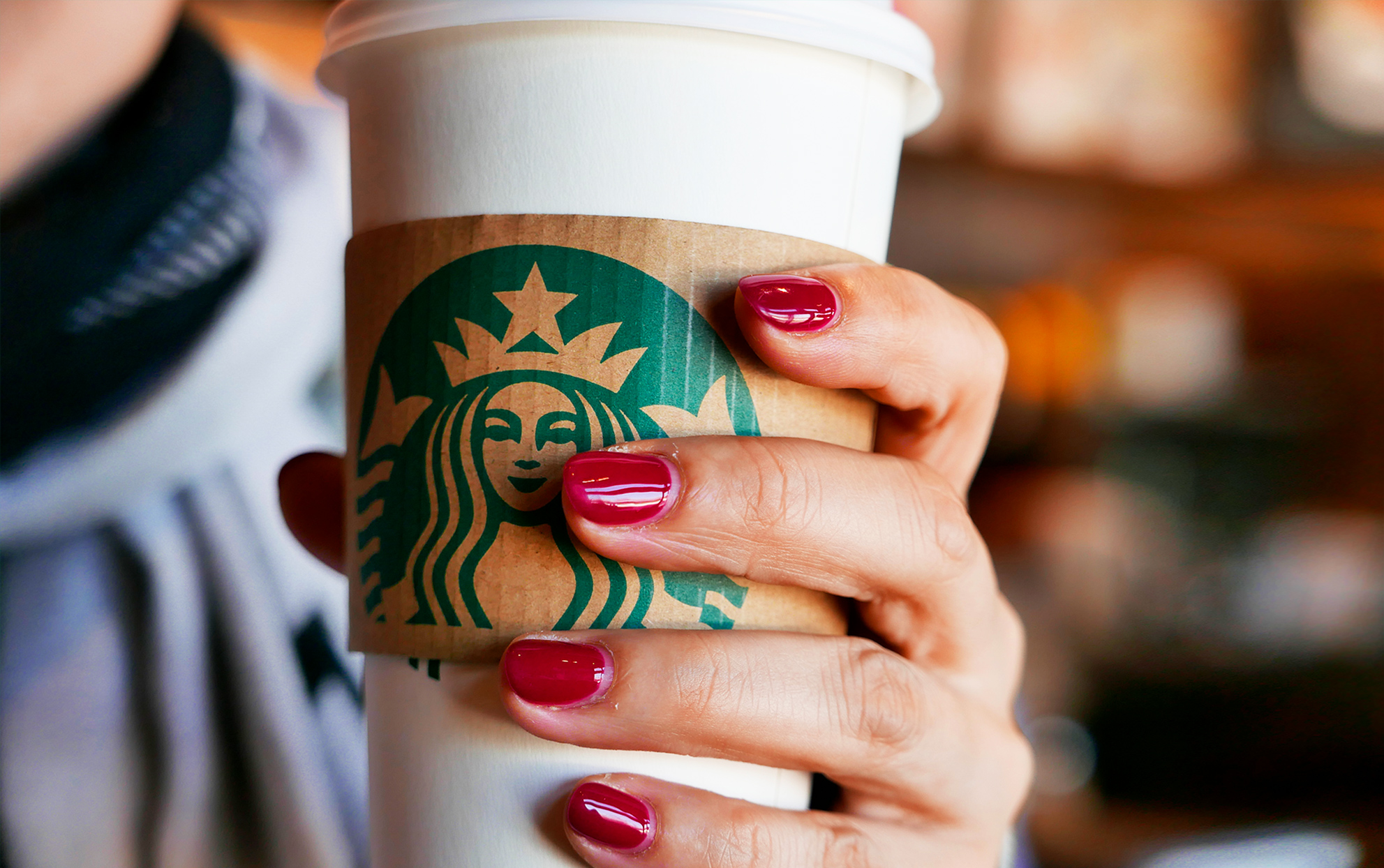 Starbucks Is Offering Buy One, Get One on Drinks