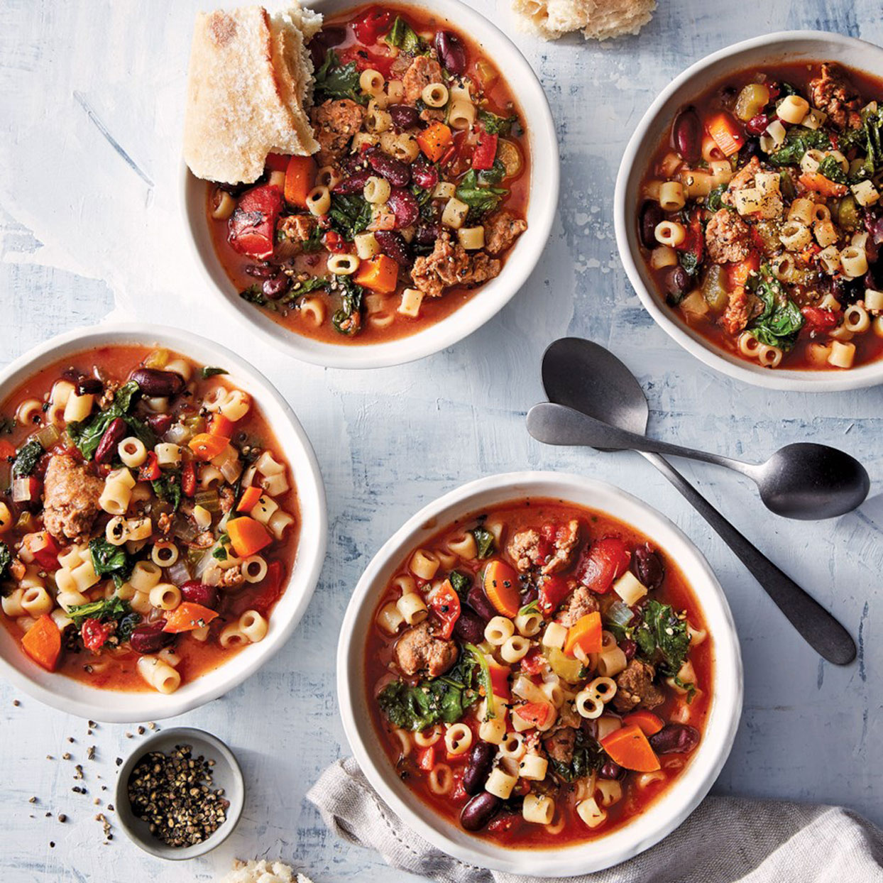 10 Slow-Cooker Soups for Weight Loss You'll Want to Make on Repeat