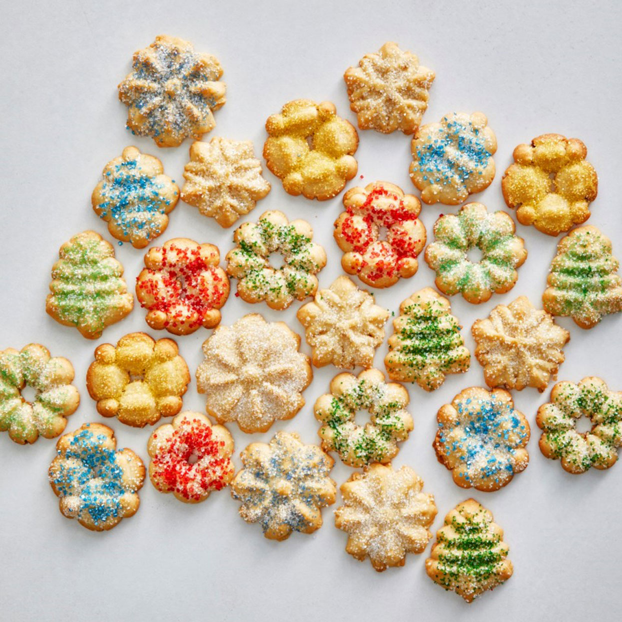18 Easy Christmas Cookies to Make This Season