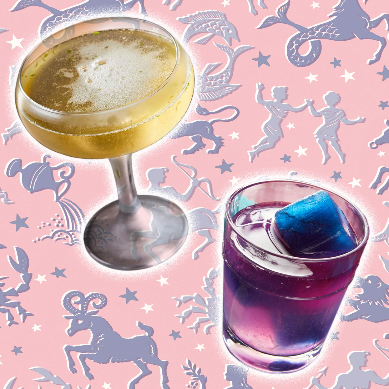 The Best Cocktail for Your Zodiac Sign, According to an Astrologer