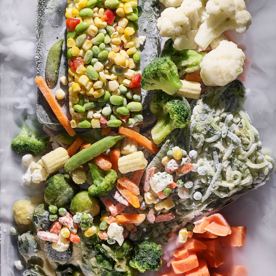 The Best Flavored Frozen Vegetable Blends to Keep In Your Freezer for Easy Healthy Meals