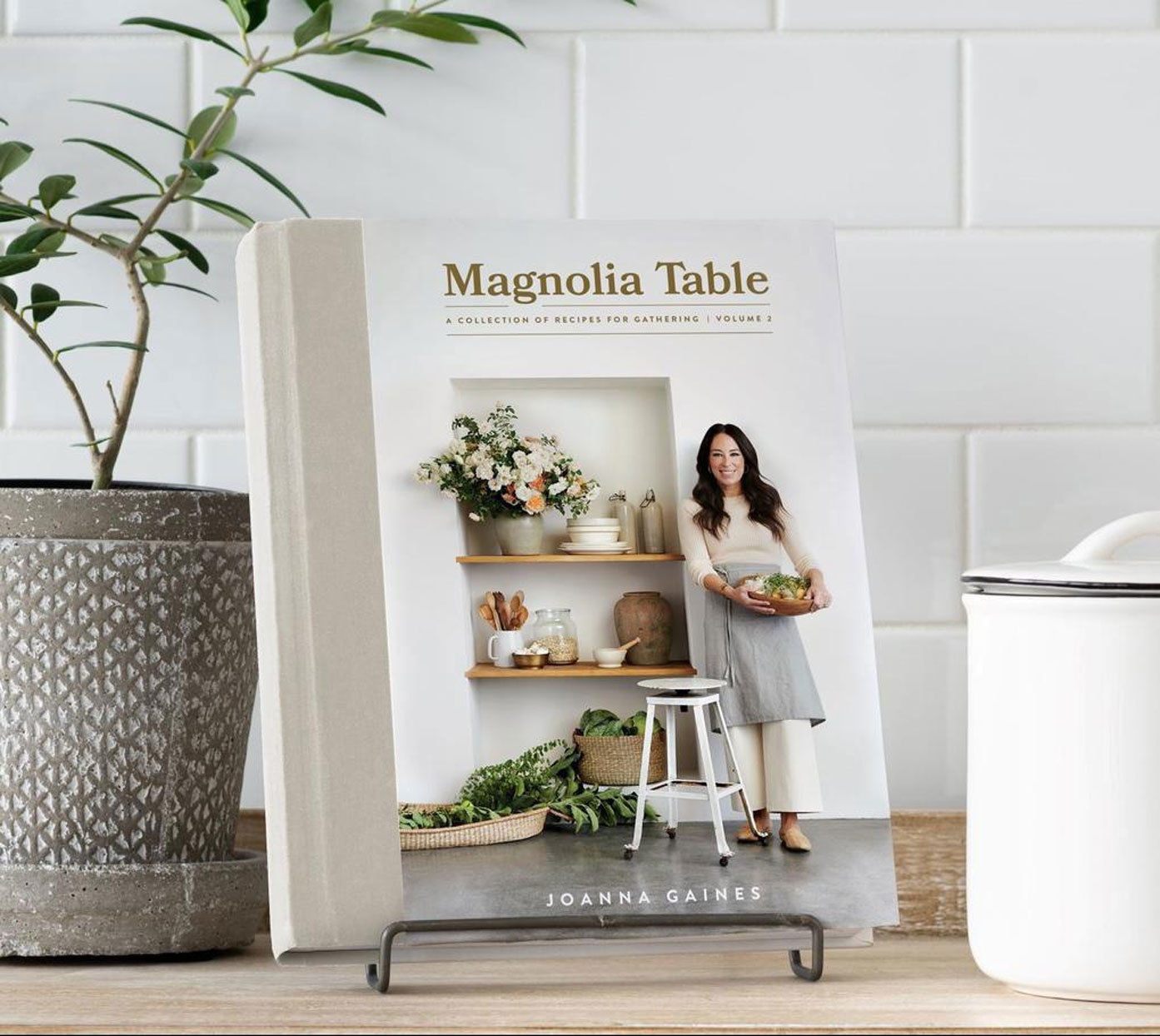 Magnolia Table | A Collection of Recipes for Gathering Vol. 2