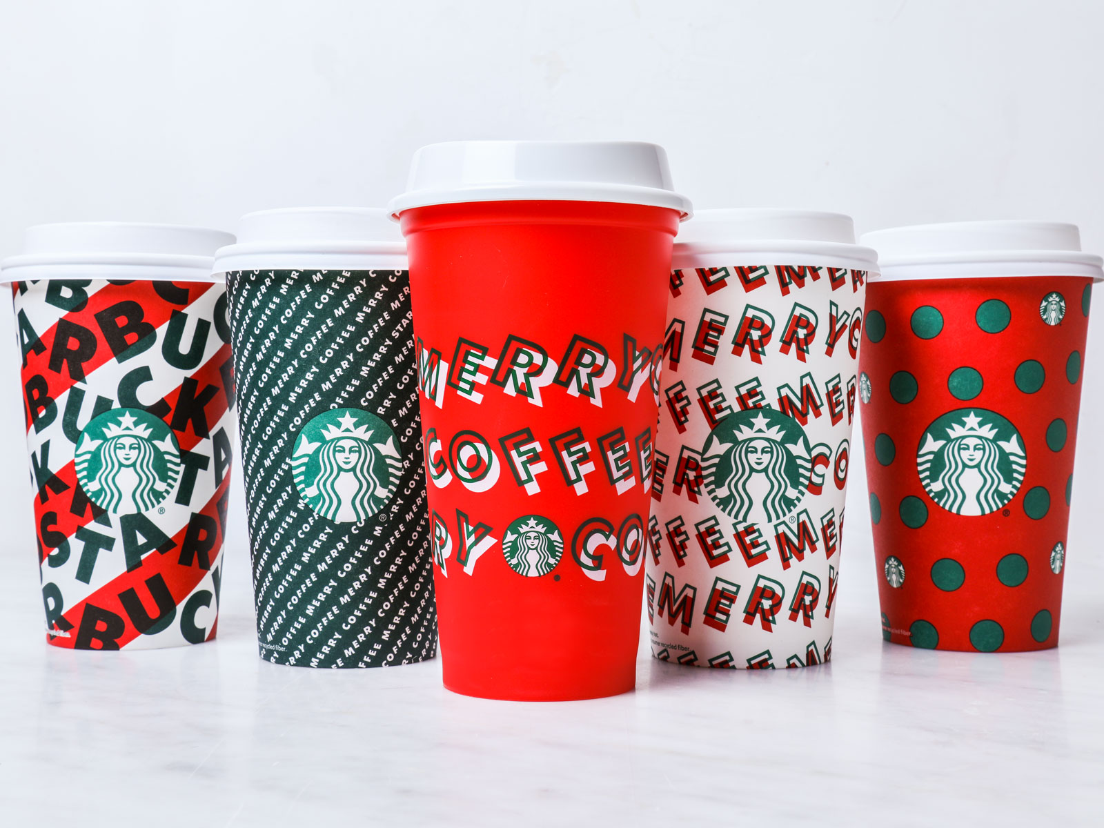 Starbucks Holiday Cups 2019