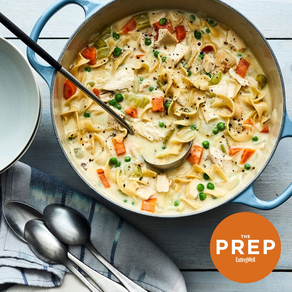 ThePrep: I'm Vowing to Cook at Home All Week & These Easy Dinner Will Help