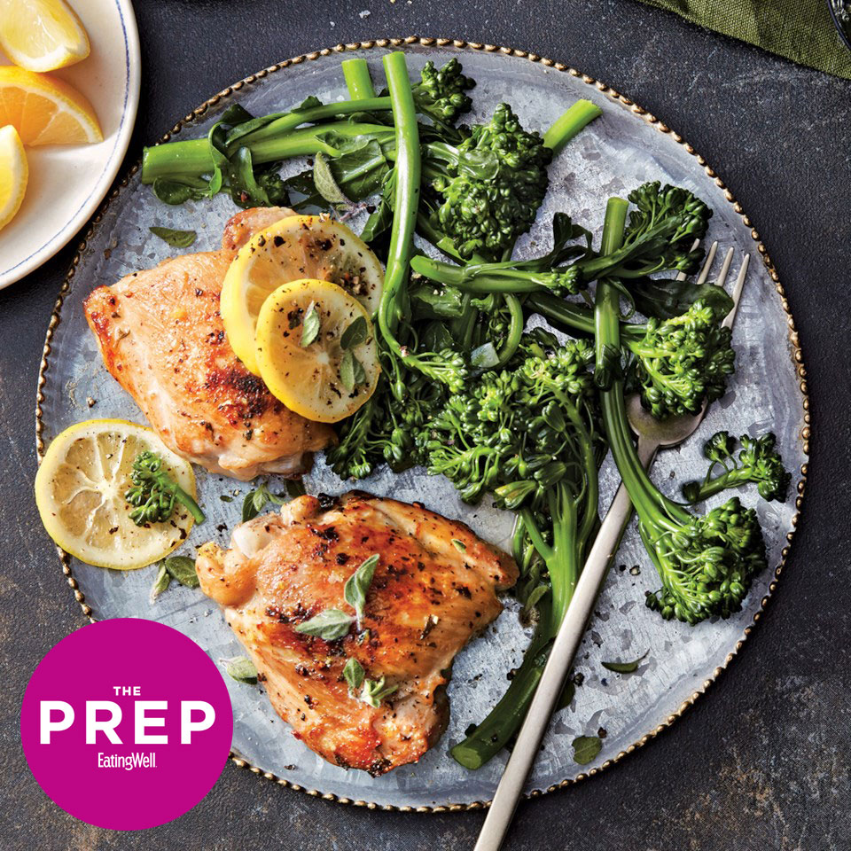 ThePrep: Easy Dinners to Keep Me Healthy This Holiday Season