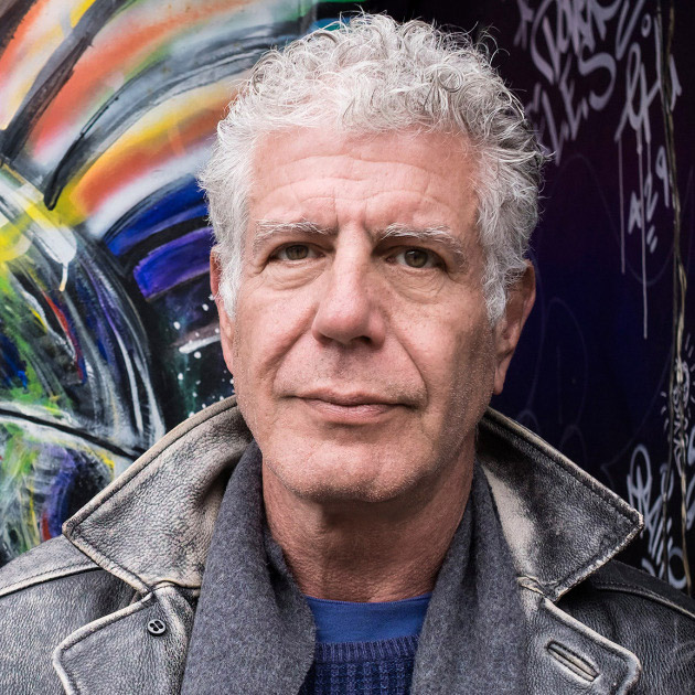 Get a First Look at the Travel Guide Anthony Bourdain Started Writing Before His Death