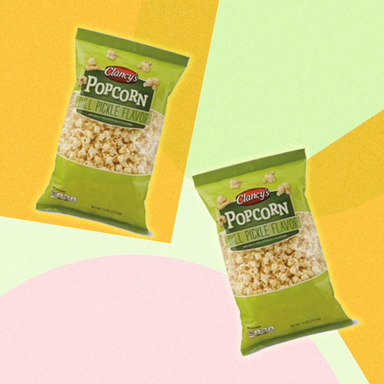 "Aldi Is Now Selling Dill Pickle Popcorn—and It's a Great ""Dill"""