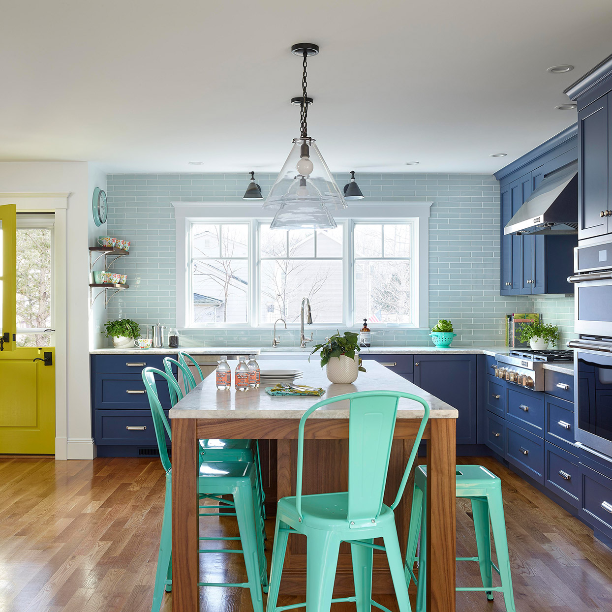 See This Boston Kitchen's Radical Before-and-After Renovation
