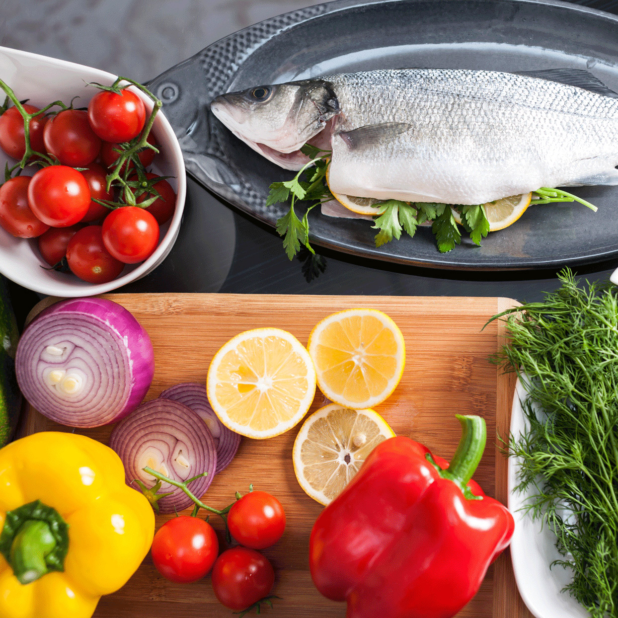 New Study Compares the Mediterranean Diet, Intermittent Fasting and the Paleo Diet for Weight Loss—See How They Stack Up