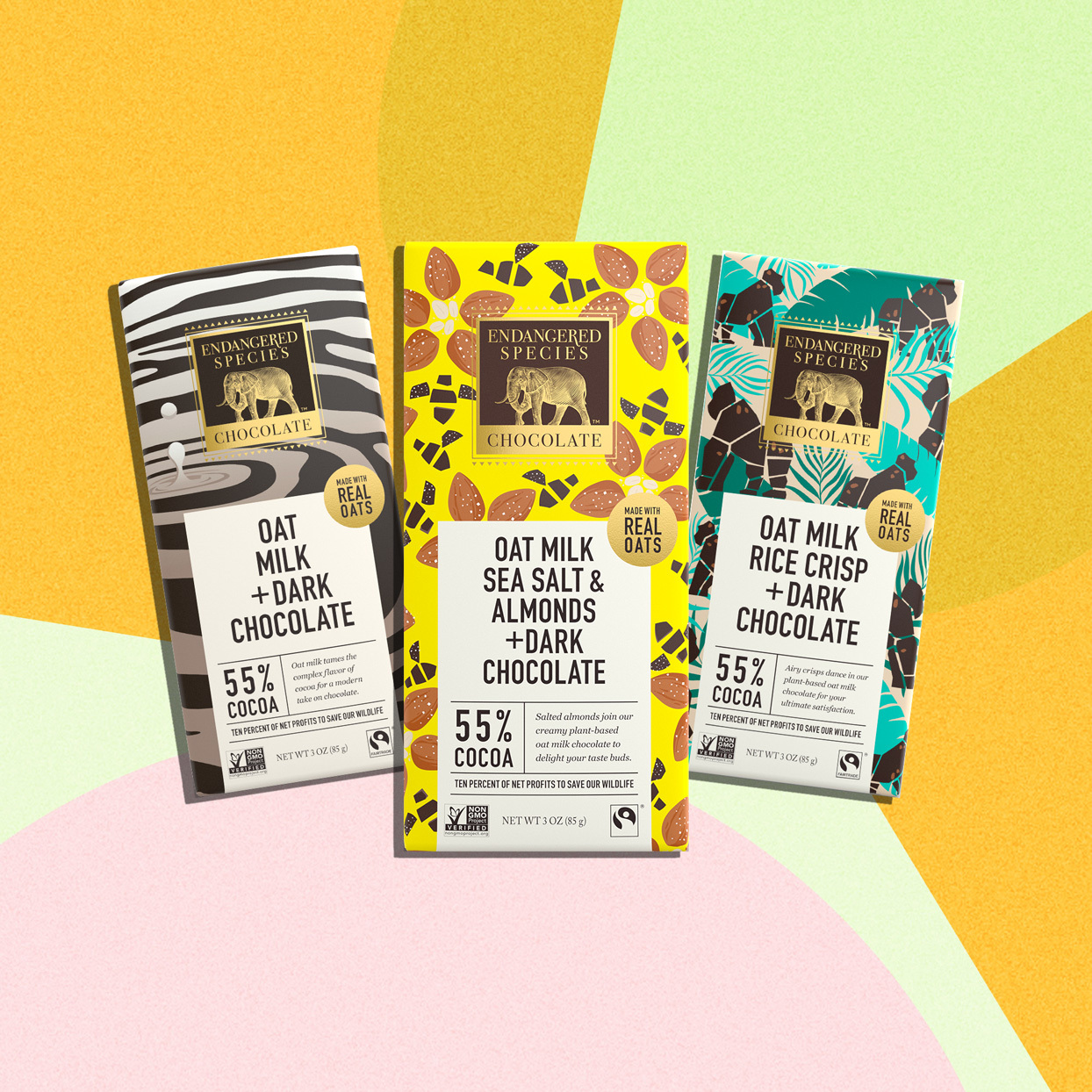 Oat Milk Chocolate Exists Now—and It's Actually Pretty Tasty