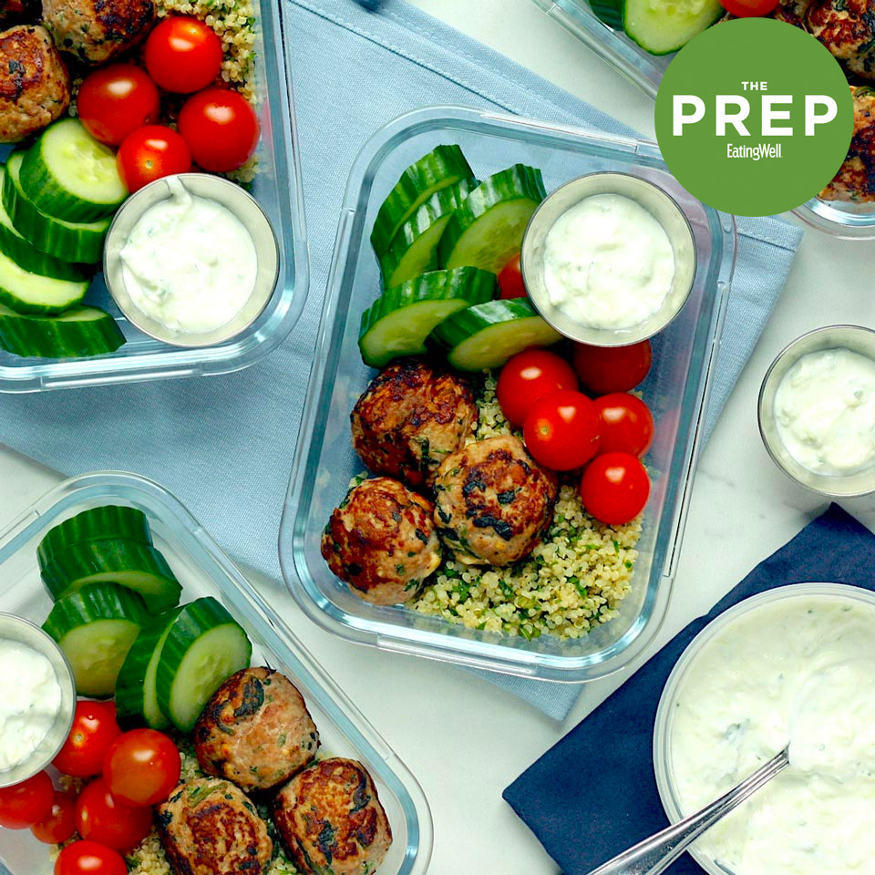 ThePrep: Satisfying Meal-Prep Lunches to Power Your Day
