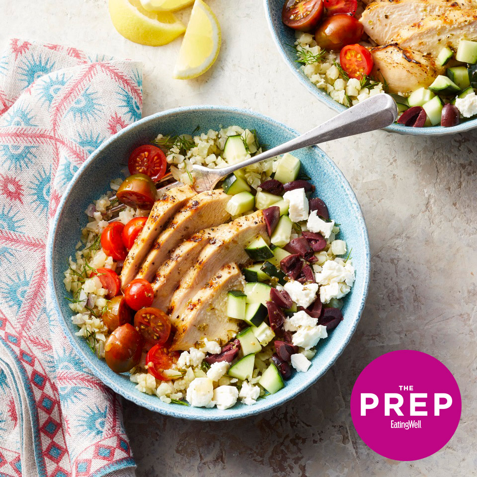 ThePrep: How to Prep Ahead for 30-Minute Mediterranean Dinners
