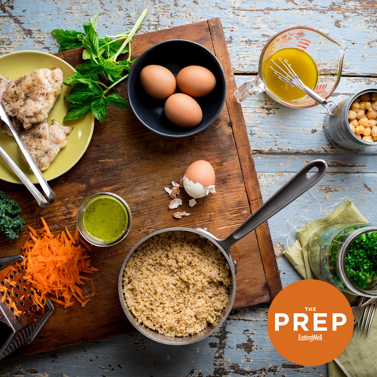 ThePrep: Cheap & Healthy Lunches for Less Than $20 for the Whole Week