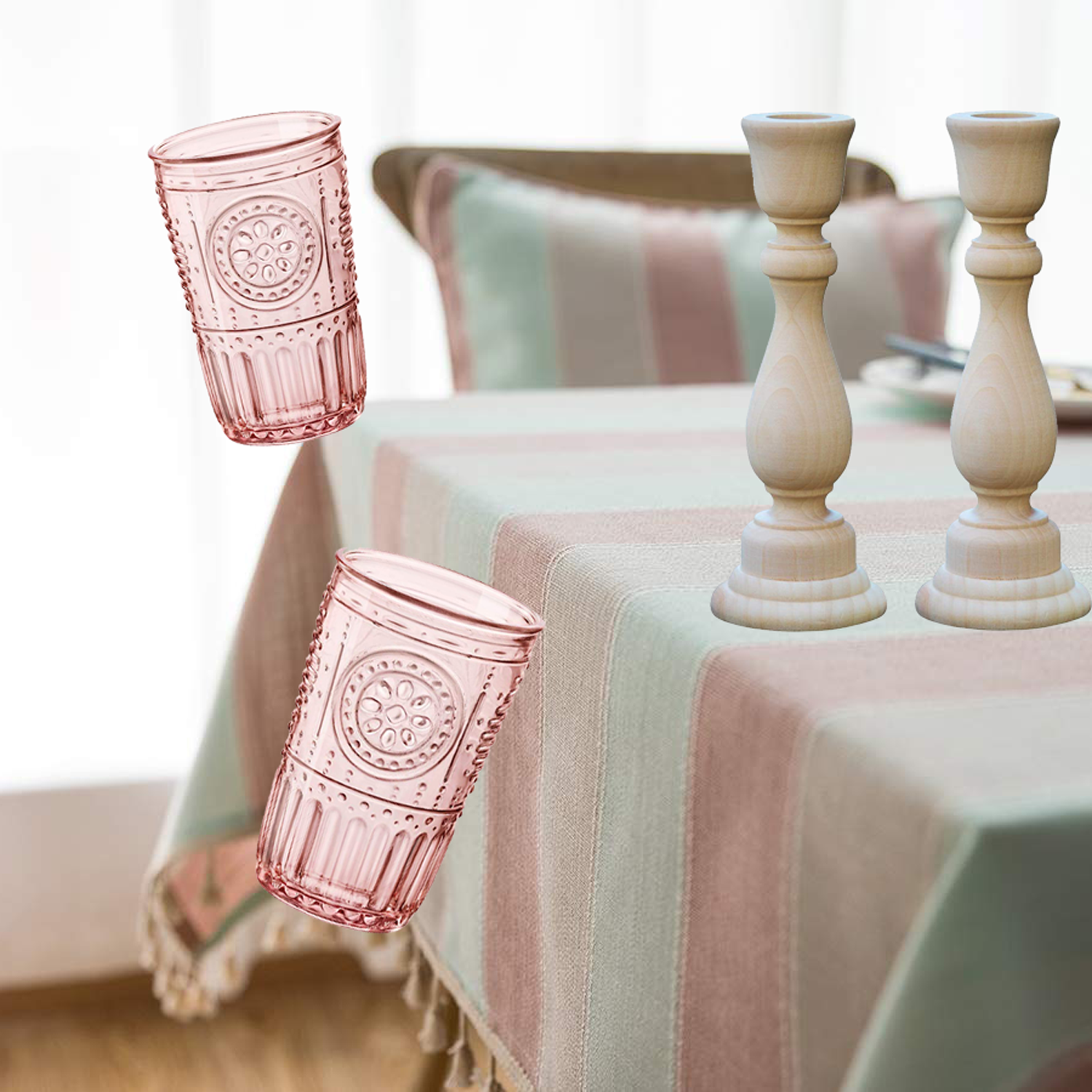 These Festive Easter Tablecloths Are All Under $35 on Amazon