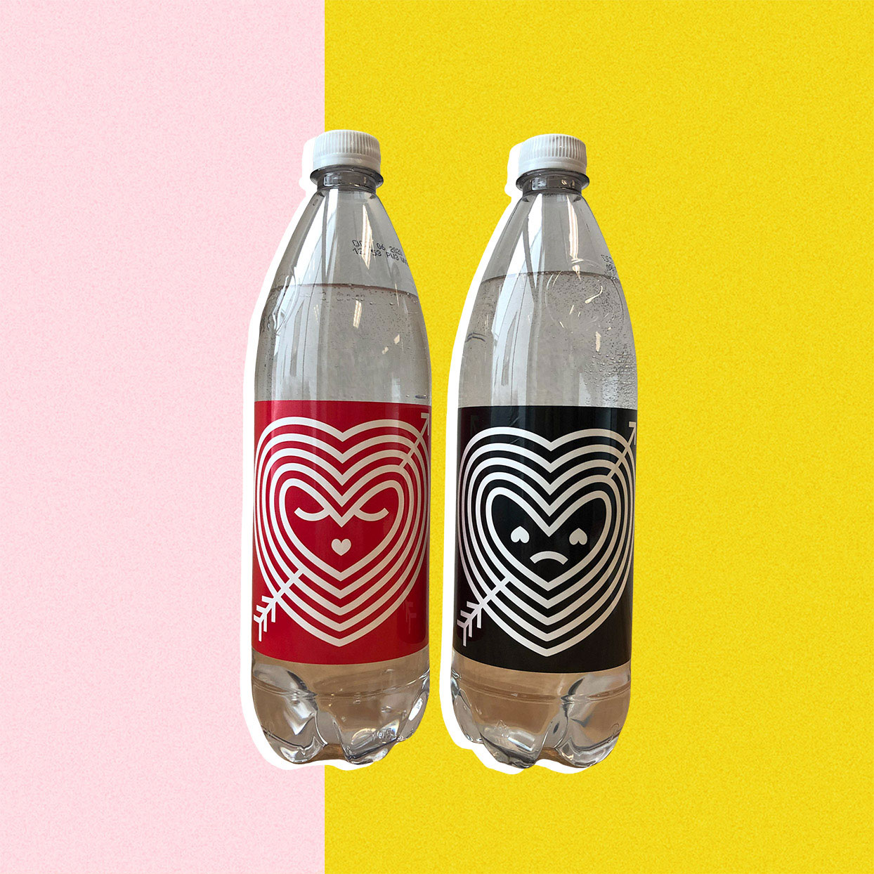 This Champagne-Flavored Seltzer Is the Only Valentine We Need This Year
