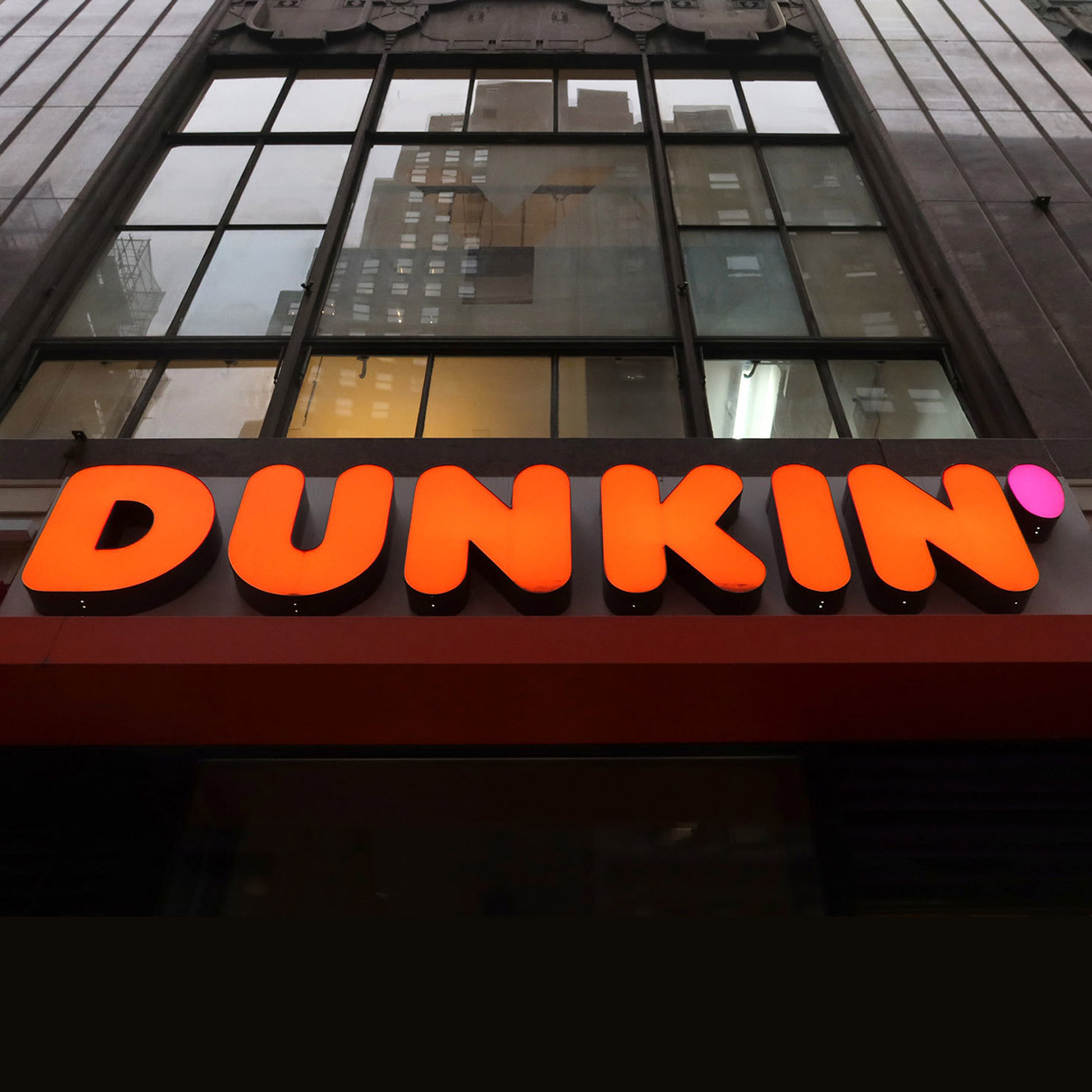 """Dunkin' Might Be Adding Matcha Lattes, Protein Muffins and """"Snacking Bacon"""" to Its Menu This Month"""