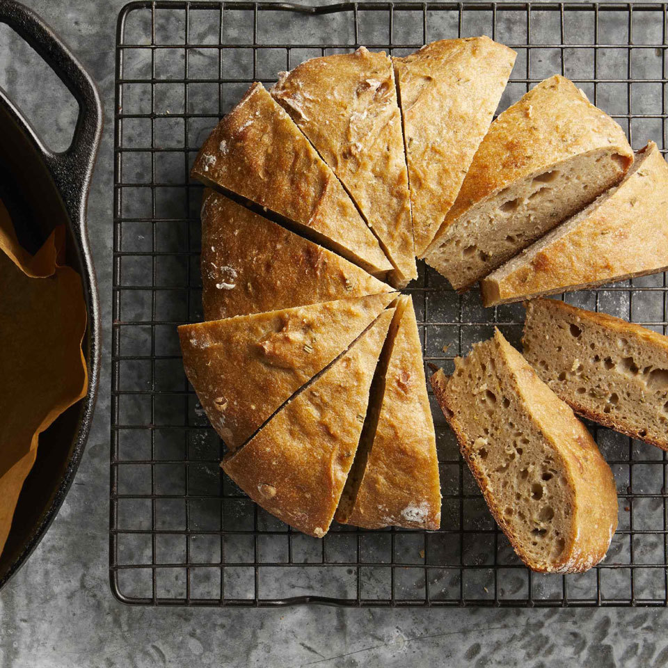 Learn to Make No-Knead Bread for Easy Loaves You'll Love