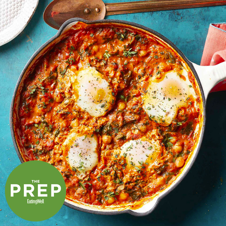 ThePrep: Easy Dinners You Can Make With What's on Hand